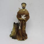 10- statua lupo