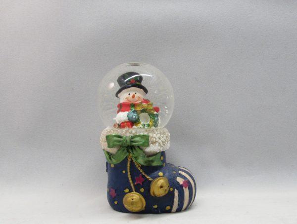 palla neve natalizia 2